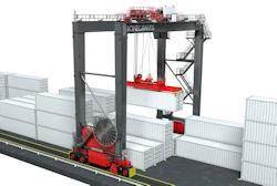 Konecranes to supply eighteen RTGs to DP World's new terminal in Turkey