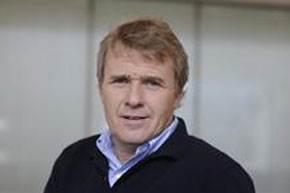 Øivind Reinertsen, senior vice president for StatoilHydro's upstream business in USA and Mexico. (Photo: Øyvind Hagen)