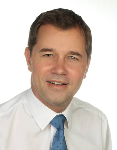Mark Robertshaw, Managing Director, Bibby Ship Management – Isle of Man
