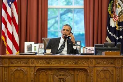 U.S. President Barack Obama (White House photo)