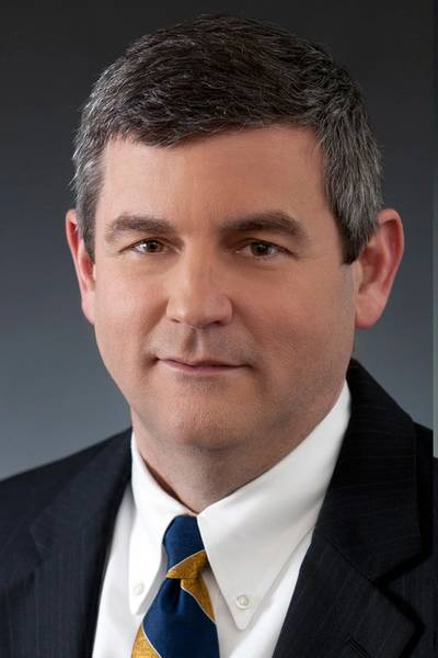 Mike Petters, president and chief executive officer of Huntington Ingalls Industries (Photo courtesy of HII)