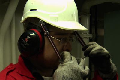 Noise and Vibration (Credit Videotel Marine International)