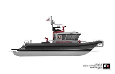 Image courtesy of Moose Boats