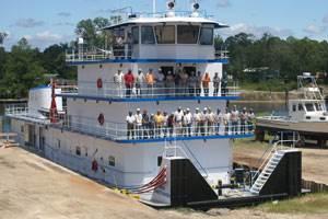 Photo courtesy Steiner Shipyard