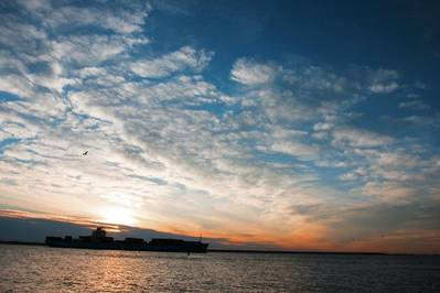 Photo courtesy of the Port of Virginia