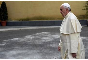 Pope Francis (Photo courtesy of the Official Vatican Network)