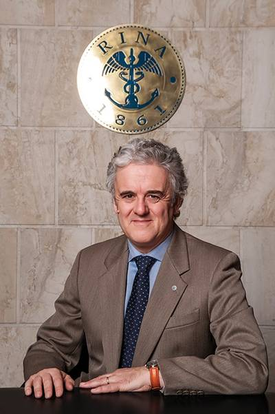 """""""Ships are a concentrate of technology and integrated systems. Most of these  systems are nowadays run by computers. This has changed the man-machine  interface quite dramatically.""""  Roberto P. Cazzulo, RINA &  Chairman of the IACS Council"""