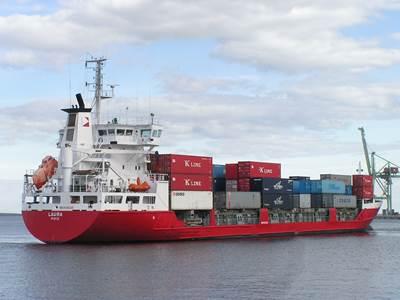 m/s Laura (Photo courtesy of Langh Ship)