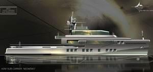 Photo courtesy Bray Yacht Design & Research Ltd.