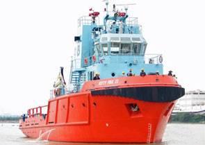 Photo courtesy South China Shipyard