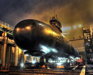 Photo courtesy of General Dynamics Electric Boat