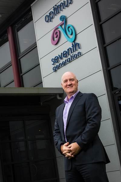 Optimus Seventh Generation Chief Executive Derek Smith