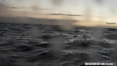 Photo captured by Wave Glider Holoholo, courtesy of Liquid Robotics