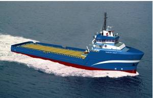 Photo courtesy Eastern Shipbuilding Group, Inc.
