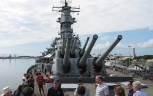 Photo courtesy Battleship Missouri Memorial
