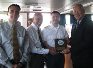 Photo courtesy Broward County Port Everglades Department