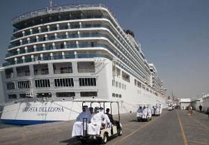 Photo courtesy Costa Cruises