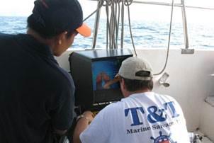 Photo courtesy T&T Marine Salvage
