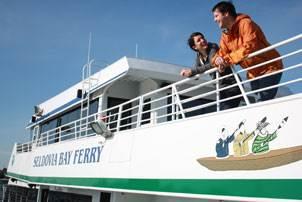Photo courtesy Seldovia Bay Ferry