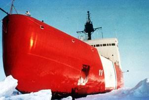 USCGC Polar Sea (WAGB 11) Polar Icebreaker. U.S. Coast Guard Photo