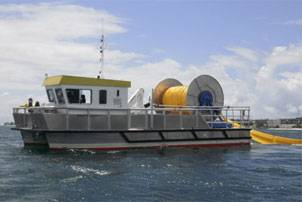 The Responder 1 (Photo courtesy Alnmaritec Ltd)