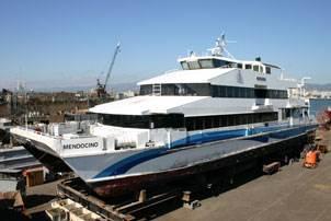 Photo Courtesy, Bay Ship & Yacht