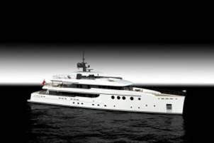 Image courtesy Donald Starkey & Azure Naval Architects
