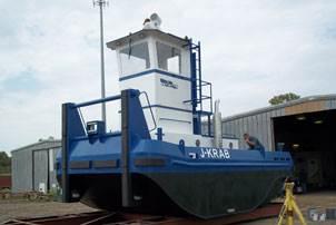 Photo courtesy Mid America Shipyards LLC