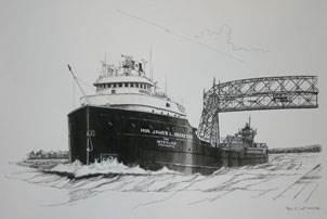 Image courtesy The Interlake Steamship Company