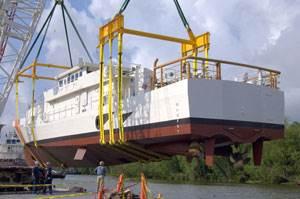 Photo courtesy Bollinger Shipyards