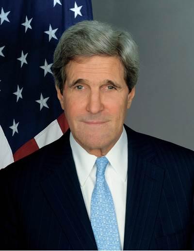 John Kerry (Official portrait)