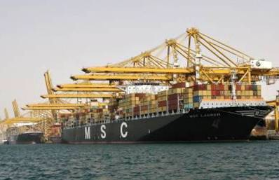Jebel Ali Port Handles Simultaneous Visits by Mega Ships