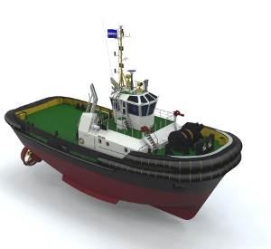 Image courtesy Damen Shipyards Gorinchem
