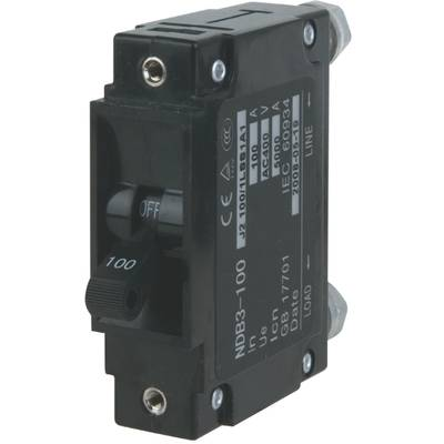 UL489 Hydraulic Magnetic Circuit Breaker