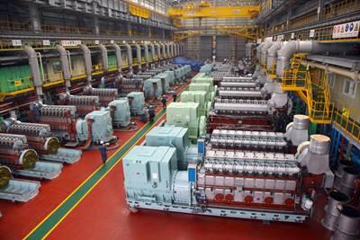 Hyundai-HiMSEN 4-Stroke Medium Speed Engines