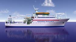 Fisheries Research Vessel