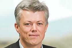 Hans Jakob Hegge, Statoil senior vice president for operations North Sea east. (Photo courtesy www.Statoil.com)