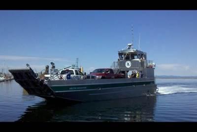 Armstrong Marine Landing Craft