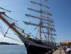 tall ship STS Pallada