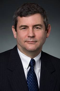 Mike Petters, president and chief executive officer of Huntington Ingalls Industries
