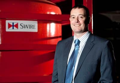 Michael King, SWIRE UK Operations Director.