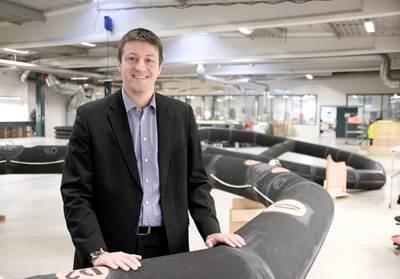 Henrik Uhd Christensen, VIKING's CEO