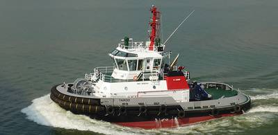 RAmparts 3000 Tug/ Image: Robert Allan Ltd.