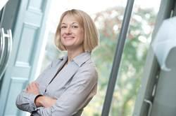 Vivien Broughton, Vice President, Resources.