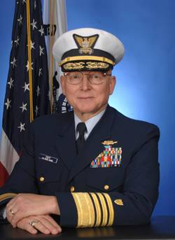 Adm. Robert Papp, Commandant of the U.S. Coast Guard