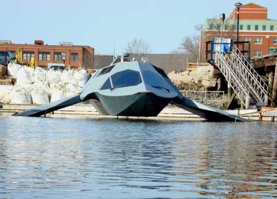GHOST: a high-speed attack craft specifically designed to protect vital waterways.