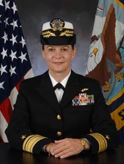 Rear Admiral Wendi B. Carpenter, USN (Ret.) President of State University of New York Maritime College.