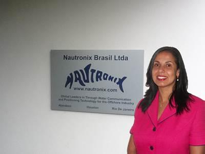 Alessandra Bunel as Business Development Manager for the Brazilian region