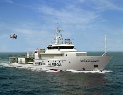 Fishery Inspection Surveillance Vessel (FISV) 6210