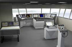 Transas Class A Full Mission Bridge Simulator